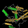Molecular Structure Image for pfam00648