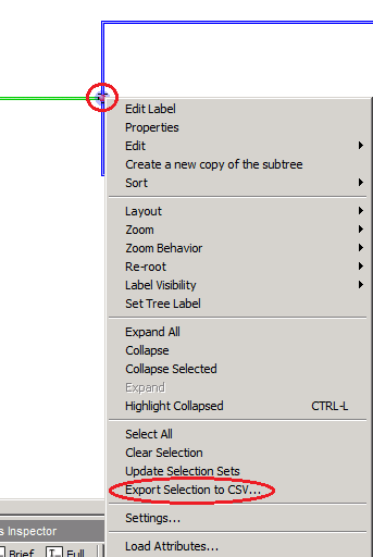 Export Tree Nodes to CSV 4