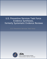 Cover of Interventions for Tobacco Cessation in Adults, Including Pregnant Women: An Evidence Update for the U.S. Preventive Services Task Force