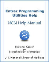 Cover of Entrez Programming Utilities Help