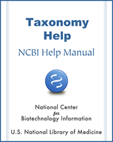 Cover of Taxonomy Help