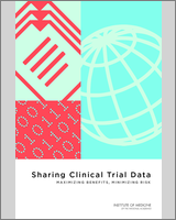 Cover of Sharing Clinical Trial Data